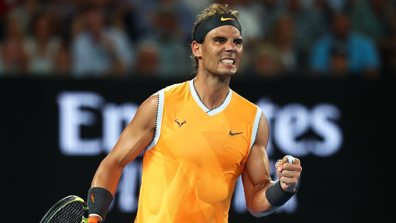 Rafael Nadal Vs Hugo Dellien 1 20 20 Australian Open Tennis Pick Odds And Prediction Pickdawgz