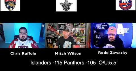 New York Islanders vs Florida Panthers 8/1/20 NHL Pick and Prediction Stanley Cup Playoffs