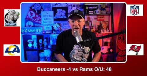 Tampa Bay Buccaneers vs Los Angeles Rams 11/23/20 NFL Pick and Prediction Monday Week 11 NFL