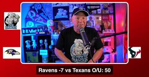 Houston Texans vs Baltimore Ravens NFL Pick and Prediction 9/20/20 Week 2 NFL Betting Tips