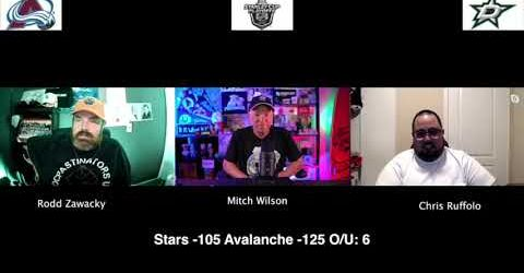 Colorado Avalanche vs Dallas Stars 9/2/20 NHL Pick and Prediction Stanley Cup Playoffs