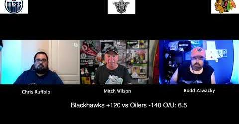 Chicago Blackhawks vs Edmonton Oilers 8/5/20 NHL Pick and Prediction Stanley Cup Playoffs