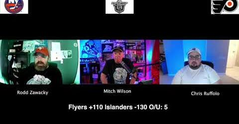 Philadelphia Flyers vs New York Islanders 9/5/20 NHL Pick and Prediction Stanley Cup Playoffs