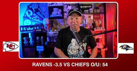 MNF Pick: Baltimore Ravens vs Kansas City Chiefs NFL Pick and Prediction 9/28/20 Week 3 NFL Betting