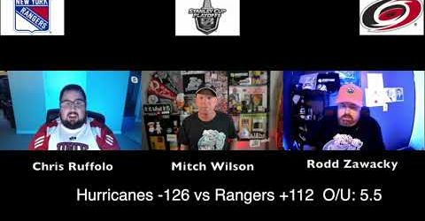 New York Rangers vs Carolina Hurricanes 8/1/20 NHL Pick and Prediction Stanley Cup Playoffs