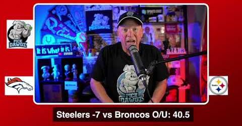 Pittsburgh Steelers vs Denver Broncos NFL Pick and Prediction 9/20/20 Week 2 NFL Betting Tips