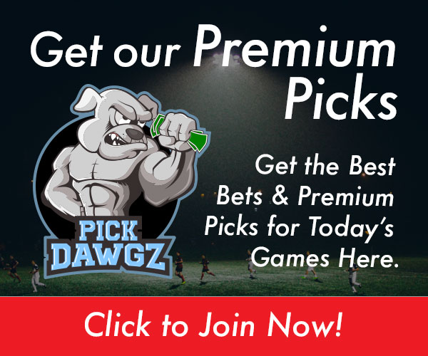 sign up for premium picks starting at just $25 per day